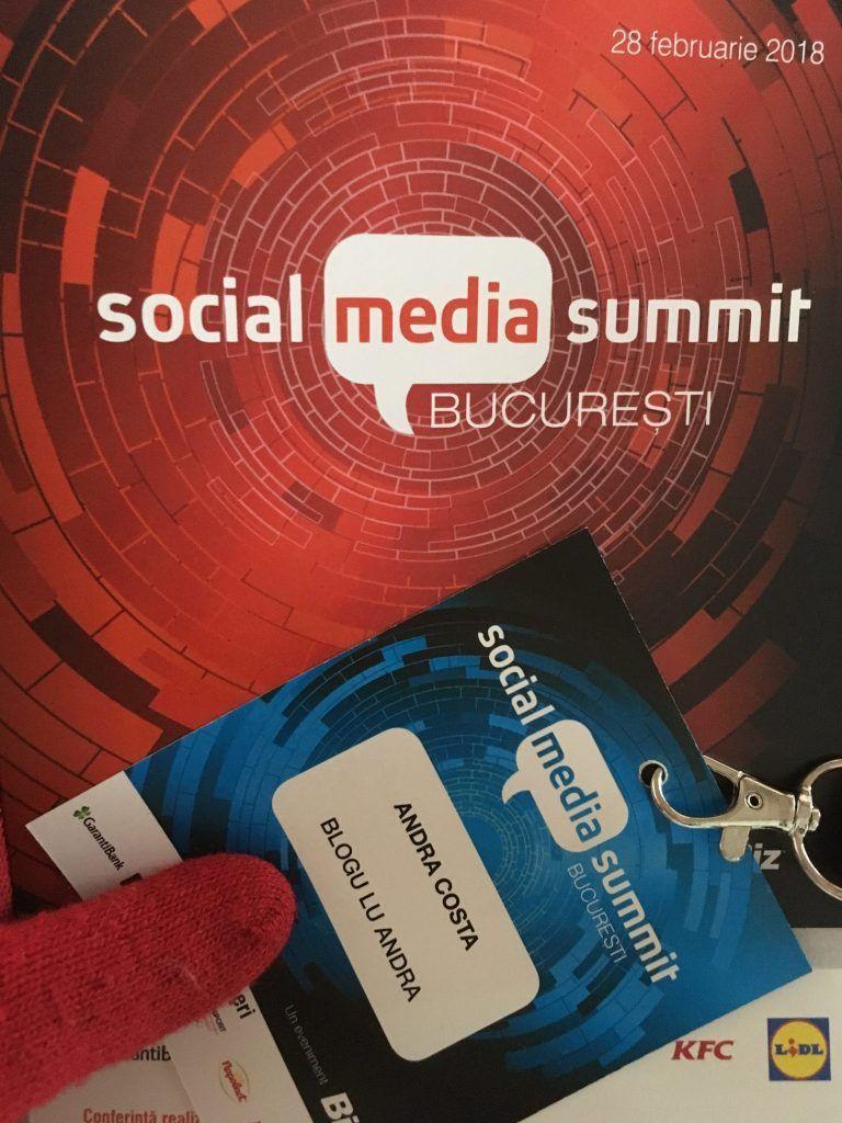 Social Media Summit 2018