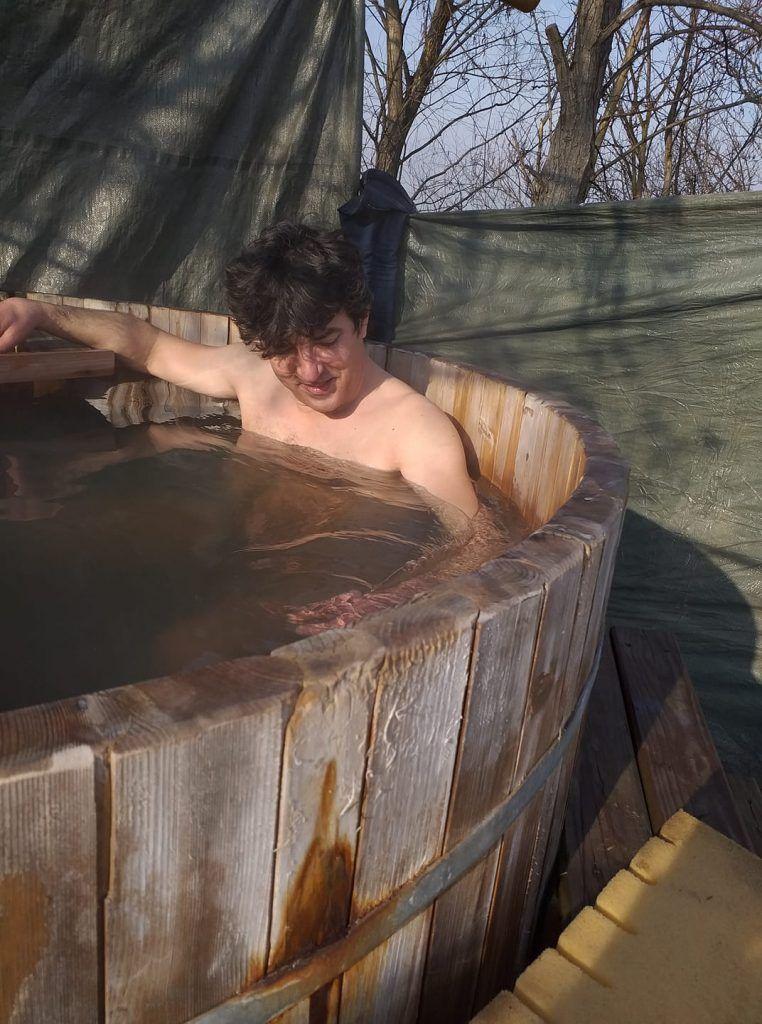 baie la copcă