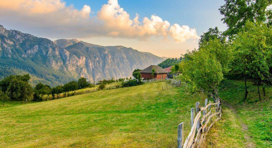 locuri din România