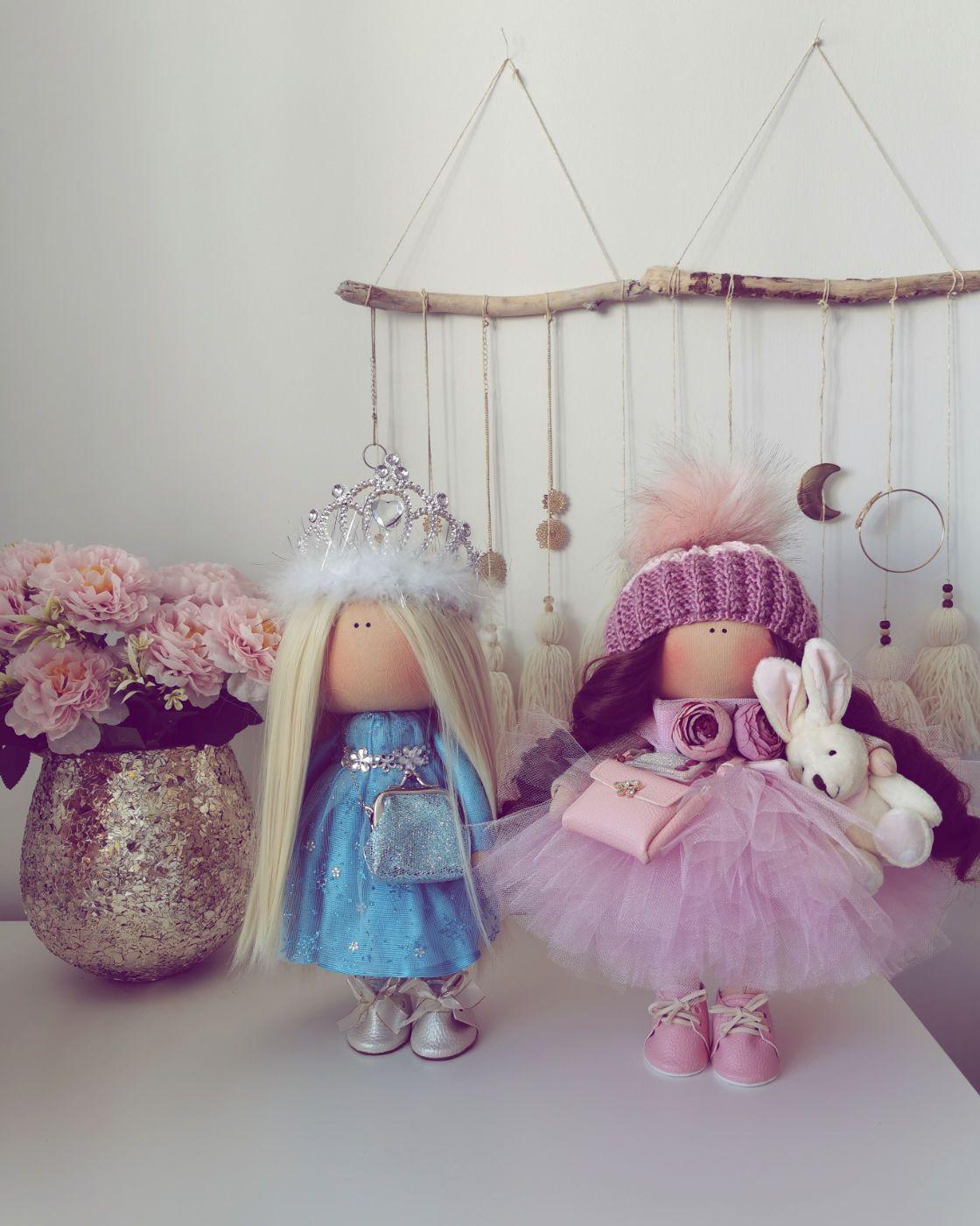 păpuși handmade