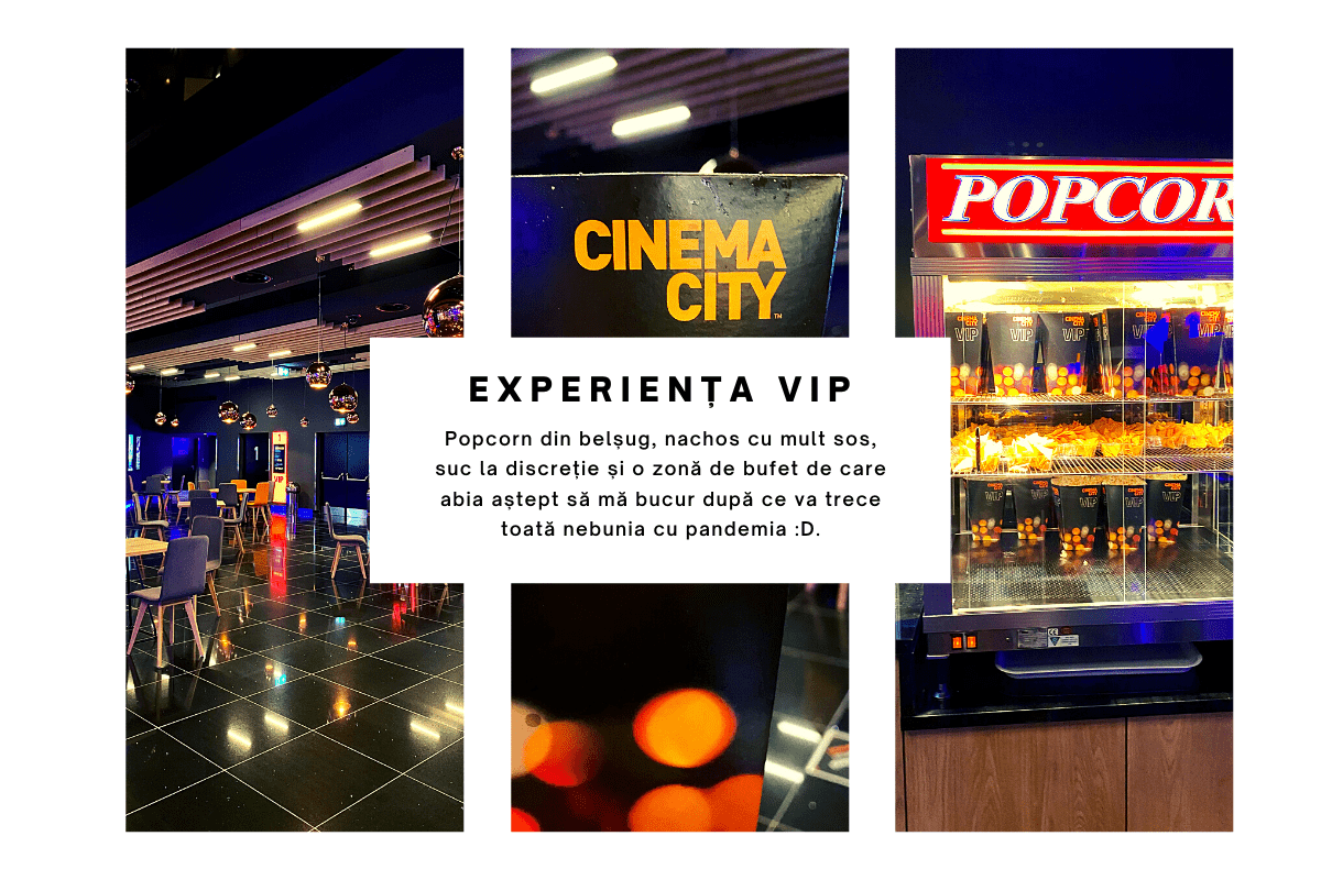 vip la cinema city