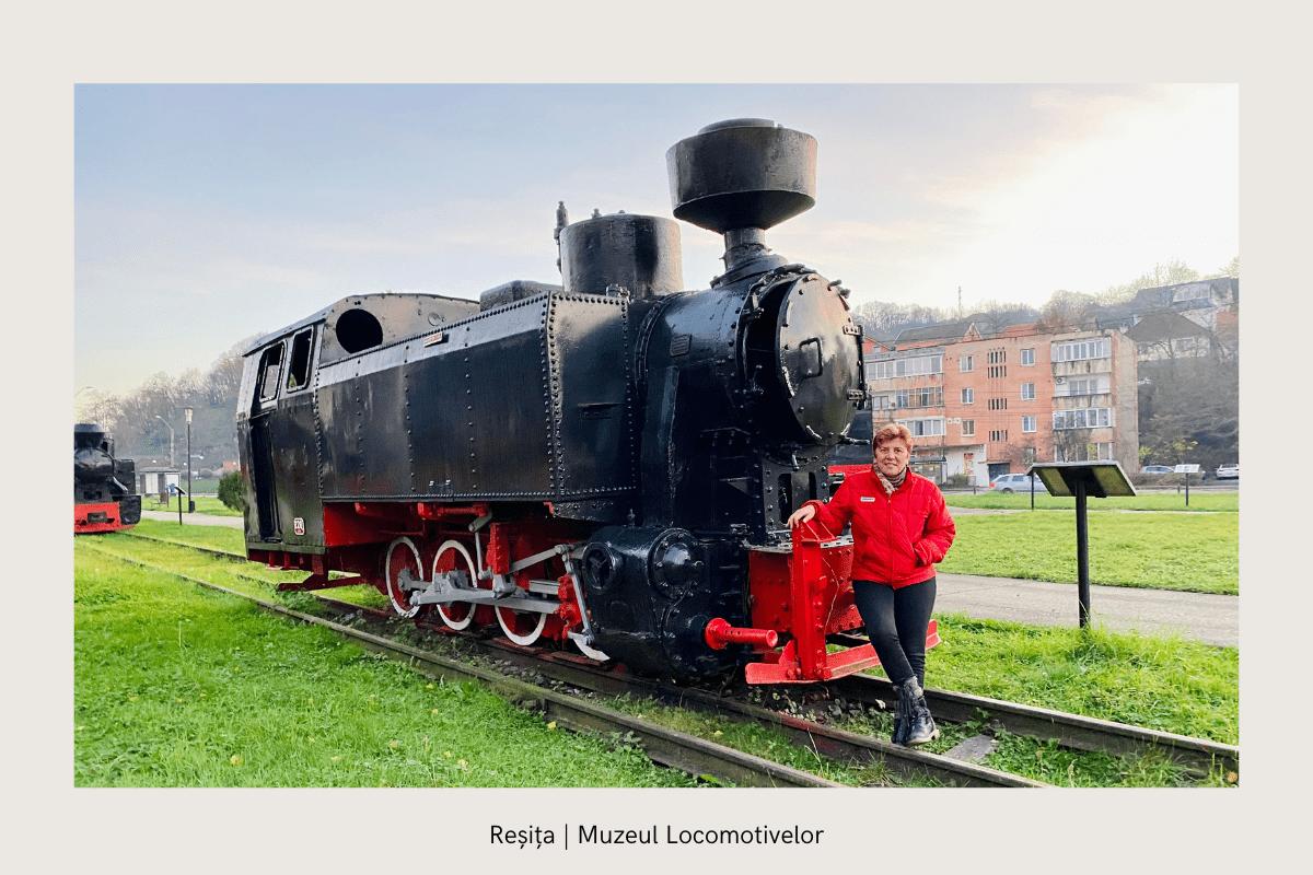 Muzeul Locomotivelor din Reșița