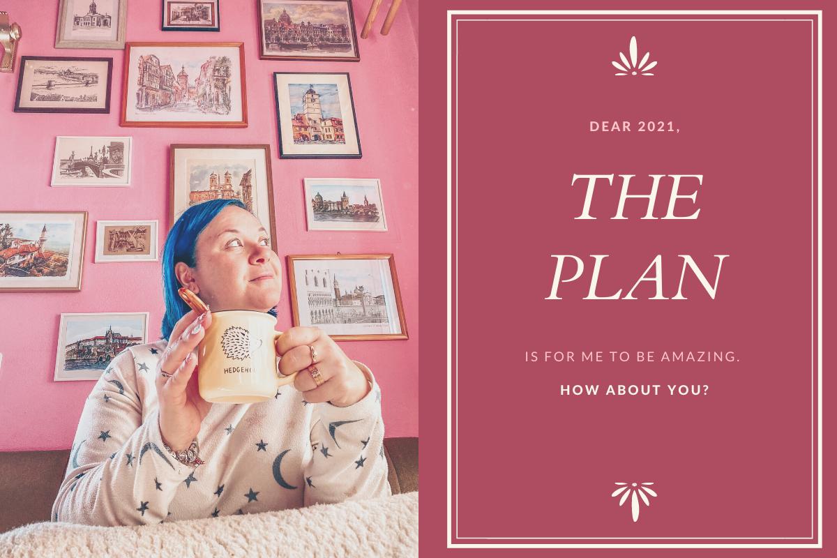 Peretele galerie și planul pentru 2021