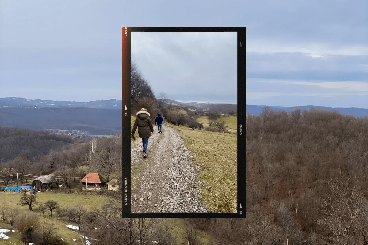 Hoinari prin Apuseni, căutând Cascada Boiului