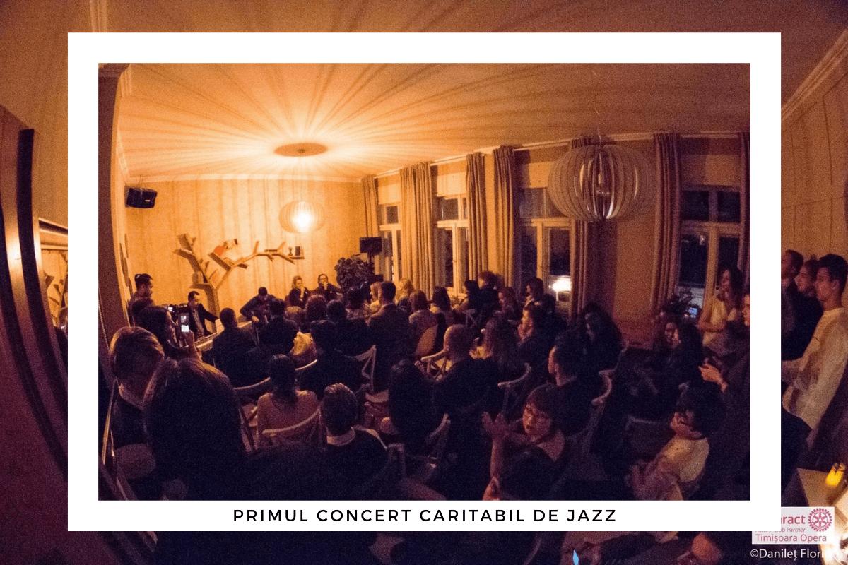 Concert jazz cu VAL Band și Vicențiu Demeter