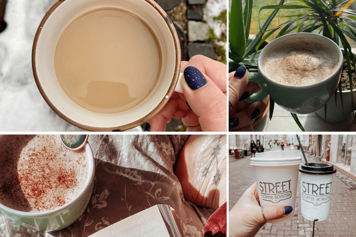 momente și cafea