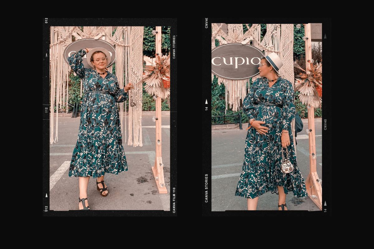 ținuta mea în prima seară de timișoara fashion week 2021