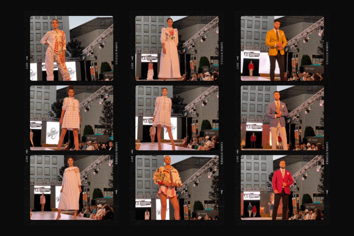 a doua seară de timișoara fashion week 2021