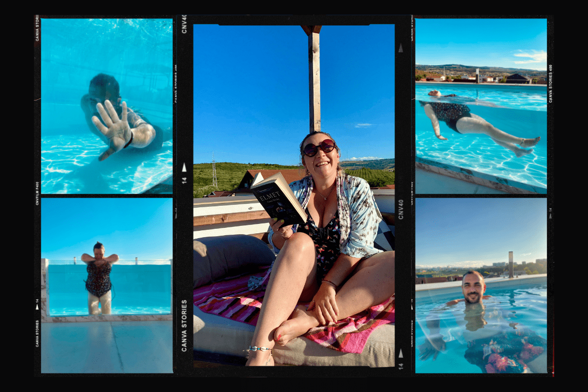 viața la piscina urbio private suites