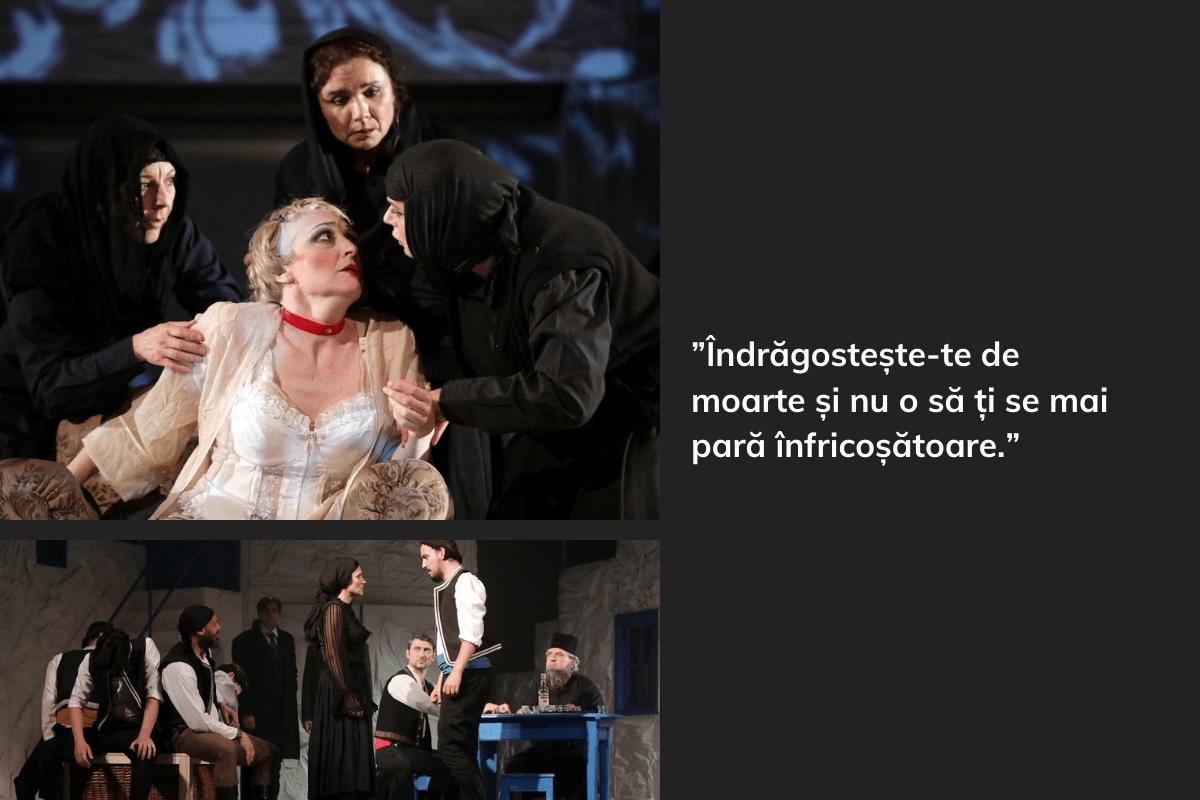 Zorba Grecul la teatrul națioanal Timișoara